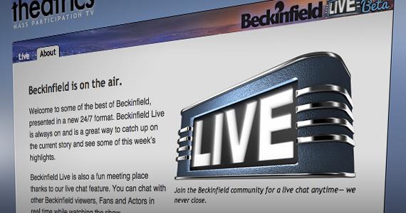 beckinfield-live